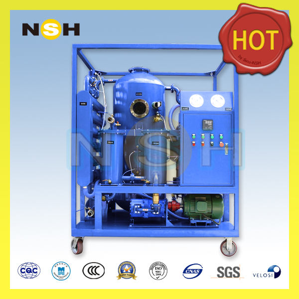 insulation oil purification