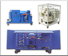 Customized purification machines